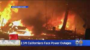News video: SoCal Edison Could Shut Off Power To 173K Customers Due To Fire Danger