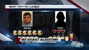 Sex assault charges against senior BP Agent [Video]