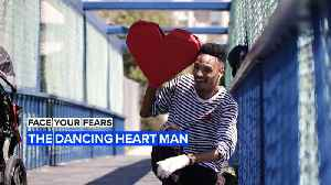 """Face Your Fears: The """"highway dancer"""" with a goal [Video]"""