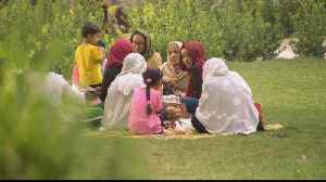 Kabul Gardens: Historic Afghan park restored to glory [Video]