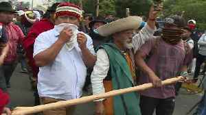 Ecuador protests erupt for sixth day over fuel subsidy cuts [Video]