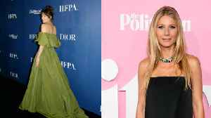 Gwyneth Paltrow partied at Dakota Johnson's birthday bash [Video]