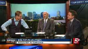 MorningLine: Marijuana in Tennessee P.4 [Video]