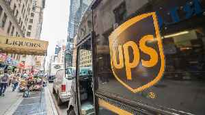 UPS to Add 6,000 Natural Gas-Powered Vehicles for $450 Million [Video]