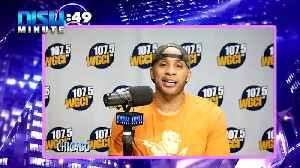 Chicago Minute: Tyga Trolls Travis Scott By Wearing The 'Astroworld' Rapper's Sneaker Design [Video]