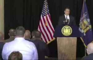 New York Gov. Cuomo compares politics to foreplay [Video]