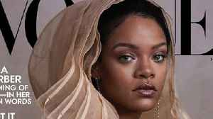 Rihanna Reveals WHY She Turned Down The Superbowl As She STUNS On The Cover Of Vogue! [Video]