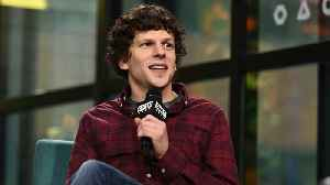 Jesse Eisenberg Thinks The Writers Behind 'Zombieland' Are So Special [Video]