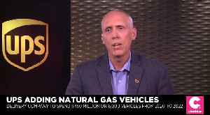 UPS Adds to Natural Gas Vehicle Fleet, Eyes Clean Future [Video]