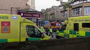 Two dead after fire at working men's club in Morecambe [Video]