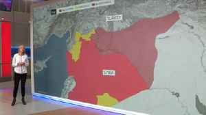 News video: A closer look at the Turkish conflict in Syria