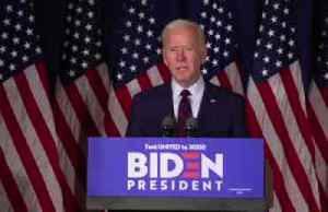 News video: Biden takes the gloves off in latest Trump feud