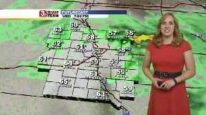 Audra's Evening Forecast [Video]