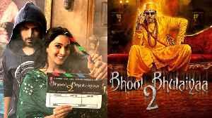 Kartik Aaryan Kiara Advani Bhool Bhulaiyaa 2 Shooting BEGINS! | Anees Bazmee [Video]