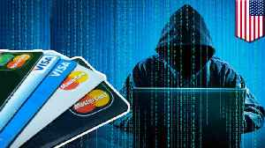 Hackers swipe credit card info from 1000s of online store [Video]