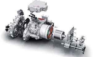 Audi e-tron components e-engine [Video]