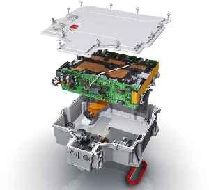 Audi e-tron Power electronics e-engine [Video]