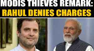 Rahul Gandhi denies defamation charges in Surat court | OneIndia News [Video]