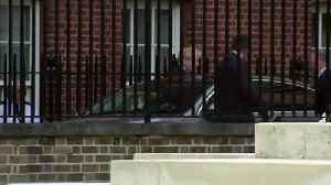 PM departs Downing Street for meeting with Leo Varadkar [Video]