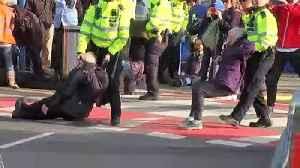 Extinction Rebellion attempt to shut London City Airport [Video]