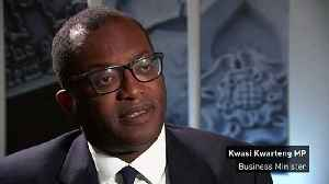 Kwarteng: PM and Taoiseach Brexit meeting 'significant move' [Video]