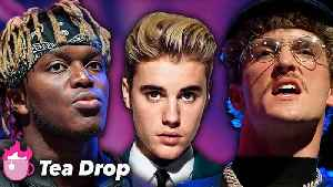 Justin Bieber Fight At KSI VS Logan Paul Rematch | Tea Drop EP 7 [Video]