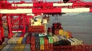 Stocks rise on trade hopes [Video]