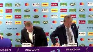 Rugby world cup matches cancelled due to typhoon [Video]
