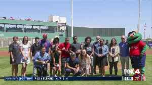 Red Sox scholarship for Lee County students [Video]