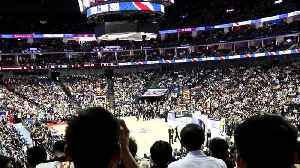 Lakers-Nets game tips off; CCTV, Tencent don't air [Video]
