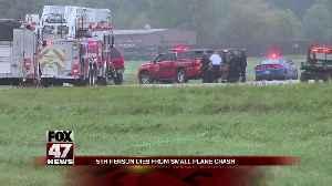Fifth person dead in plane crash [Video]
