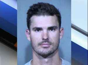 PD; Padres pitcher kicked, tased after breaking into Peoria home - ABC15 Crime [Video]