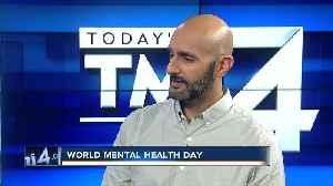 Raising awareness on World Mental Health Day [Video]