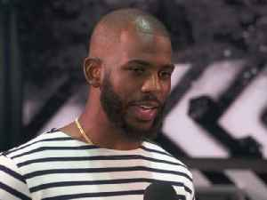 What Chris Paul Learned From Getting Slimed at Kids' Choice Sports Awards [Video]