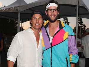 Clayton Kershaw & Matthew McConaughey's Thoughts On LeBron James [Video]