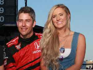 The Bachelor's Arie Luyendyk & Lauren Burnham Talk Wedding, Babies, & Diaper-Duty [Video]