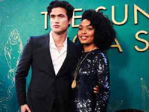 Charles Melton & Yara Shahidi Reveal What They Know About Their Zodiac Signs [Video]