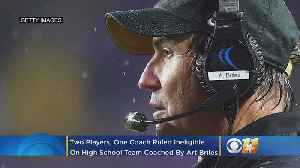 2 Players Ruled Ineligible On Mount Vernon High School Football Team Coached By Art Briles [Video]