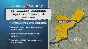 $8 Billion Judgement Against Johnson & Johnson [Video]