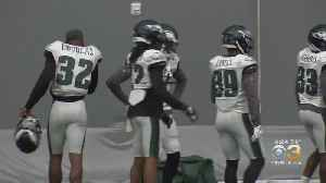 Eagles' Secondary Continues To Battle Injuries As Crucial Stretch Of Games Looms [Video]