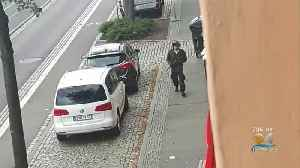 News video: Deadly Attack Outside Synagogue In Germany