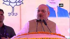 Haryana polls Amit Shah praises Indian Army while addressing rally in kaithal [Video]