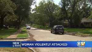 Man Arrested In Dallas After 88-Year-Old Is Sexually Assaulted During Home Invasion [Video]