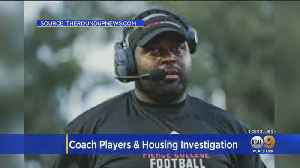 News video: Local College Football Coach Accused Of Charging Rent To Players For Living In Locker Room
