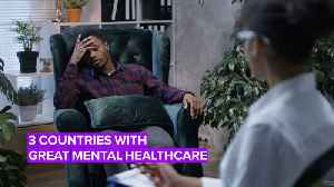 Mental health treatment: The countries the world should follow [Video]