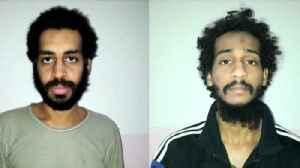 'The Beatles' hostage killers moved into US custody [Video]