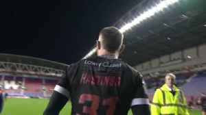 News video: Salford fans get Hastings haircuts
