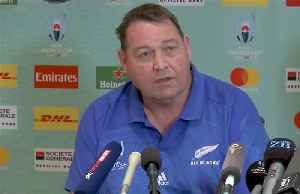 "Games cancellations a ""no brainer"" says All Blacks' Hansen [Video]"