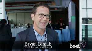 What's Driving In-Car Ads: Connected Travel's Biniak [Video]