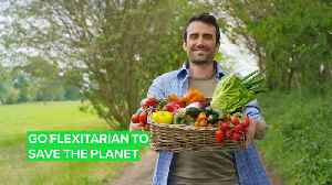 Is being flexitarian the best thing for the environment? [Video]